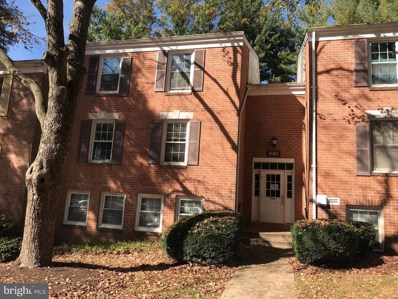 846 Quince Orchard Boulevard UNIT 101, Gaithersburg, MD 20878 - MLS#: 1002142994