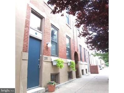 213 Christian Street UNIT 4B, Philadelphia, PA 19147 - #: 1002143142