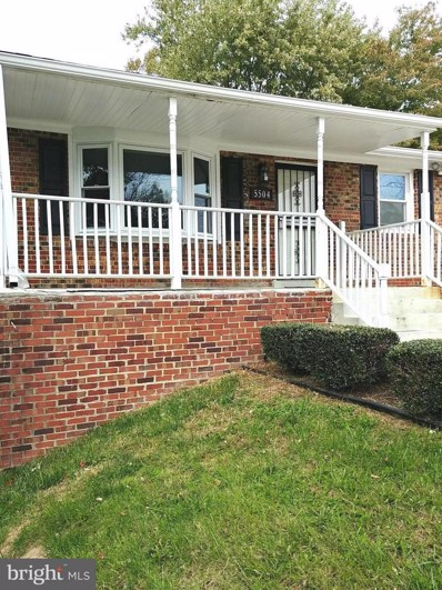 5504 Chris Mar Avenue, Clinton, MD 20735 - #: 1002145112