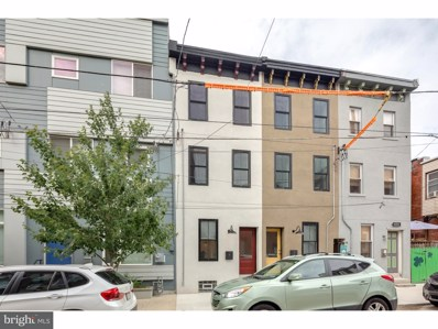 2033 E Arizona Street, Philadelphia, PA 19125 - MLS#: 1002146304