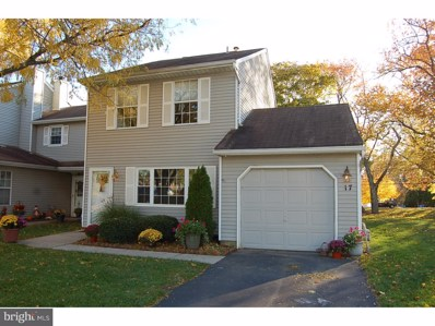 17 Hattaras Court, Bordentown, NJ 08505 - MLS#: 1002146352