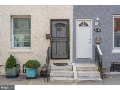 1442 S Hicks Street, Philadelphia, PA 19146 - #: 1002146538