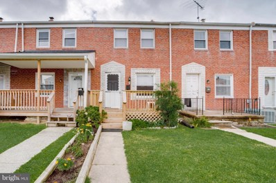 2134 Coralthorn Road, Baltimore, MD 21220 - MLS#: 1002146666