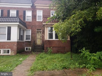 3536 Overview Road, Baltimore, MD 21215 - #: 1002147358