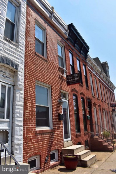 420 Fort Avenue, Baltimore, MD 21230 - MLS#: 1002147416