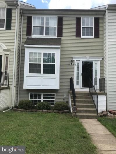 105 Kyle Court, Fredericksburg, VA 22406 - #: 1002147542