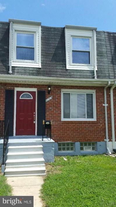 2104 Graythorn Road, Baltimore, MD 21220 - MLS#: 1002148366