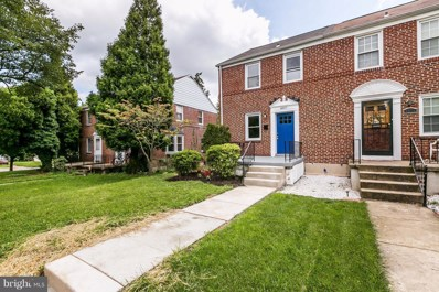 4807 Norwood Road, Baltimore, MD 21212 - MLS#: 1002148414