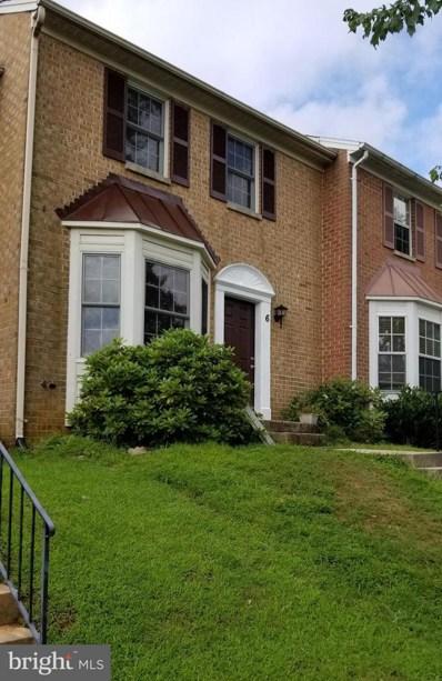 6 Owens Glen Court, Gaithersburg, MD 20878 - MLS#: 1002148908
