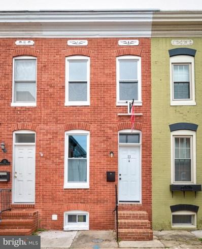 11 Duncan Street N, Baltimore, MD 21231 - MLS#: 1002149858