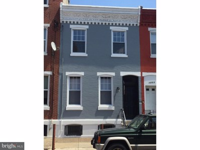 1433 S 20TH Street, Philadelphia, PA 19146 - MLS#: 1002149904