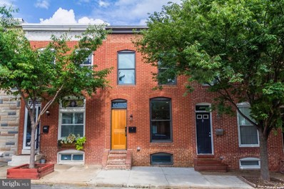 1013 Bouldin Street S, Baltimore, MD 21224 - MLS#: 1002149928