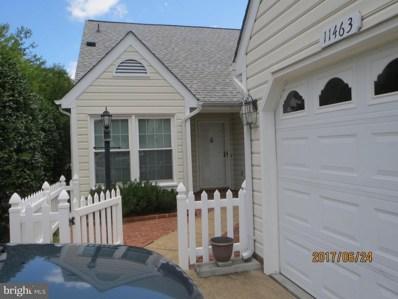 11463 Charleston Court, Fredericksburg, VA 22407 - MLS#: 1002150164