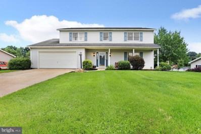 483 Nottingham Drive, Chambersburg, PA 17201 - #: 1002162552