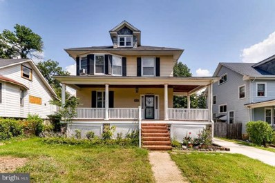 2705 Allendale Road, Baltimore, MD 21216 - MLS#: 1002162622