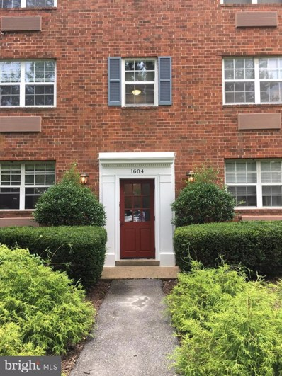 1604 Abingdon Drive W UNIT 202, Alexandria, VA 22314 - MLS#: 1002162624