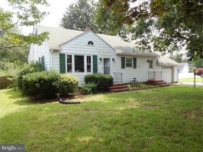 1681 N Taylor Drive, Dover, DE 19901 - MLS#: 1002162742