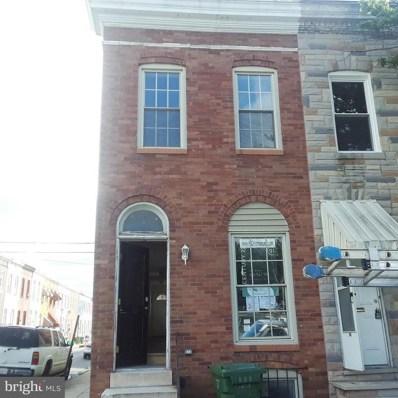 1121 Bayard Street, Baltimore, MD 21223 - MLS#: 1002163470