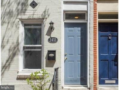 2415 Waverly Street, Philadelphia, PA 19146 - MLS#: 1002164244