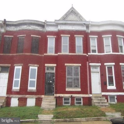 2132 Baltimore Street, Baltimore, MD 21223 - MLS#: 1002164386