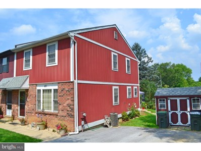 451 Delphi Court, Downingtown, PA 19335 - MLS#: 1002164718