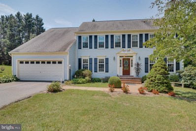 6710 Willcher Court, Fredericksburg, VA 22407 - #: 1002165628