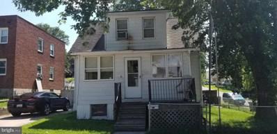 1700 Wickes Avenue, Baltimore, MD 21230 - #: 1002165726