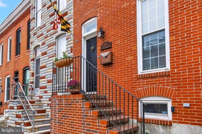 136 Clement Street E, Baltimore, MD 21230 - MLS#: 1002169137