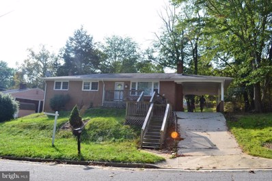 5409 Old Temple Hill Road, Temple Hills, MD 20748 - MLS#: 1002169523