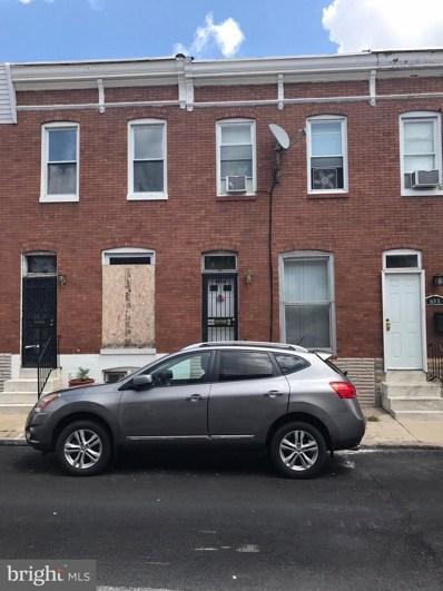 811 Rose Street, Baltimore, MD 21205 - #: 1002175278