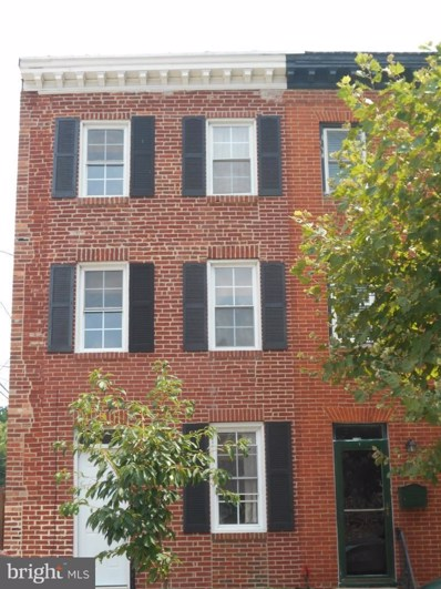 115 Parkin Street, Baltimore, MD 21201 - #: 1002175380