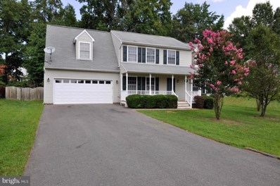 7215 Ford Hollow Drive, Fredericksburg, VA 22407 - MLS#: 1002176264