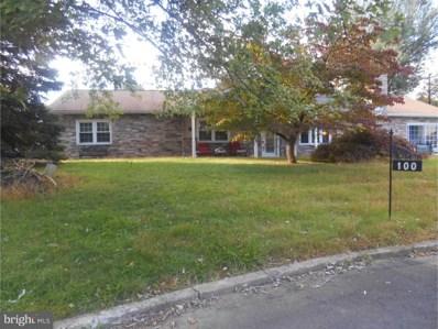 100 Berry Lane, Feasterville Trevose, PA 19053 - #: 1002192770