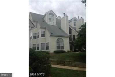 14131 Bowsprit Lane UNIT 405, Laurel, MD 20707 - MLS#: 1002193112