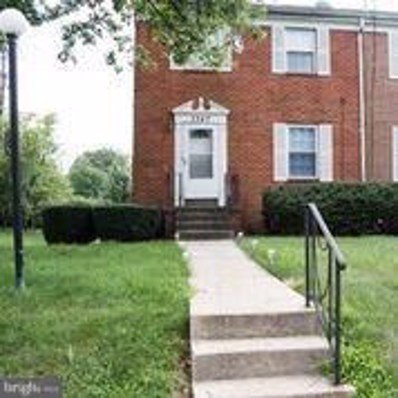 7347 Cross Street UNIT 7347, District Heights, MD 20747 - MLS#: 1002193550