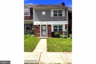 9617 Axehead Court, Randallstown, MD 21133 - MLS#: 1002193882