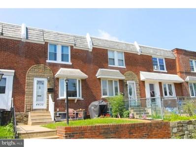 4430 Marple Street, Philadelphia, PA 19136 - MLS#: 1002199308