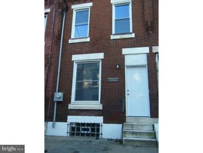 2934 Westmont Street, Philadelphia, PA 19121 - #: 1002199454