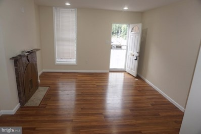 1633 N. Spring Street, Baltimore, MD 21213 - MLS#: 1002199528