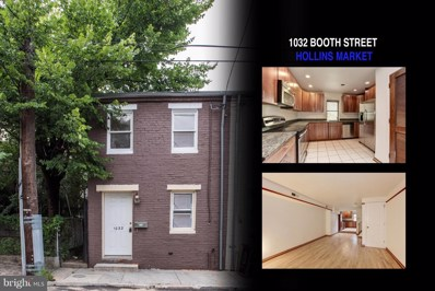 1032 Booth Street, Baltimore, MD 21223 - #: 1002200010