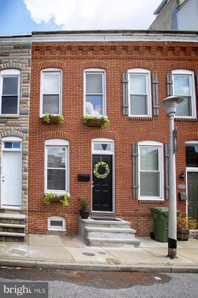 1317 Cooksie Street, Baltimore, MD 21230 - #: 1002200072