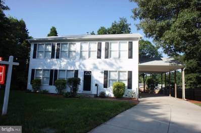 8330 Highland Street, Manassas, VA 20110 - #: 1002200288