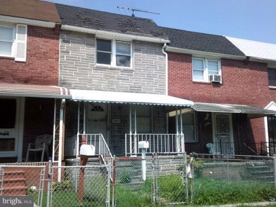 3822 Saint Victor Street, Baltimore, MD 21225 - MLS#: 1002200488