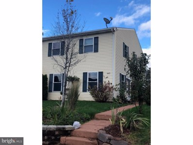 445 Colonial Drive, East Greenville, PA 18041 - #: 1002200592