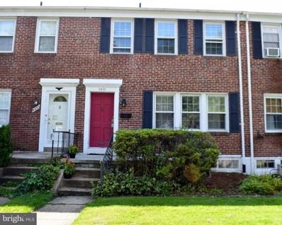 8431 Greenway Road, Towson, MD 21286 - #: 1002200890