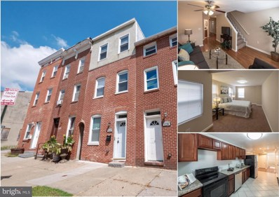 1222 Eager Street, Baltimore, MD 21202 - #: 1002201136