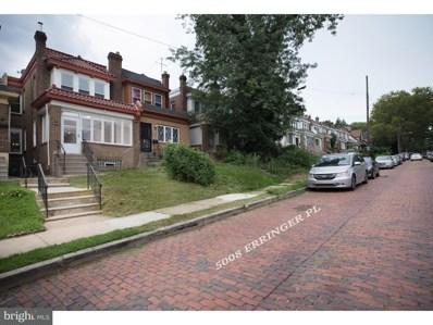 5008 Erringer Place, Philadelphia, PA 19144 - #: 1002201620