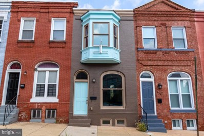 332 Federal Street, Baltimore, MD 21202 - MLS#: 1002201924
