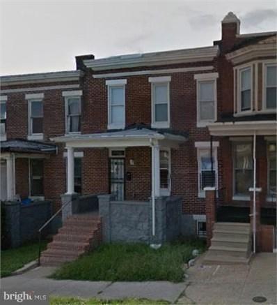 1718 Pulaski Street N, Baltimore, MD 21217 - #: 1002202142
