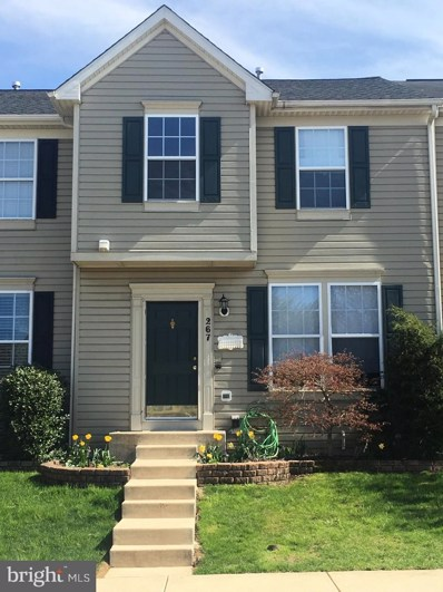 267 Cherry Tree Square, Forest Hill, MD 21050 - MLS#: 1002202578